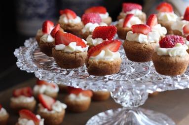 Dessert minis