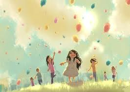children balloons