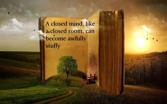 Book & quote