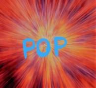 Pop bubble + word