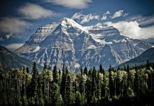 Mt Robson.Keith Johnson