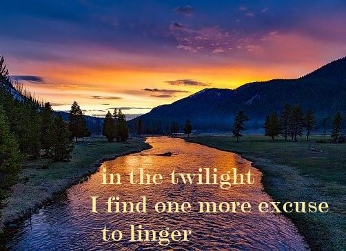 Haiku.Yellowstone.David Mark