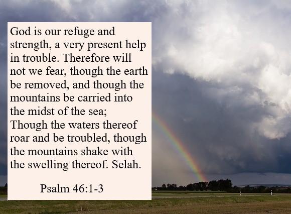 Storm + Psalm. Tobias